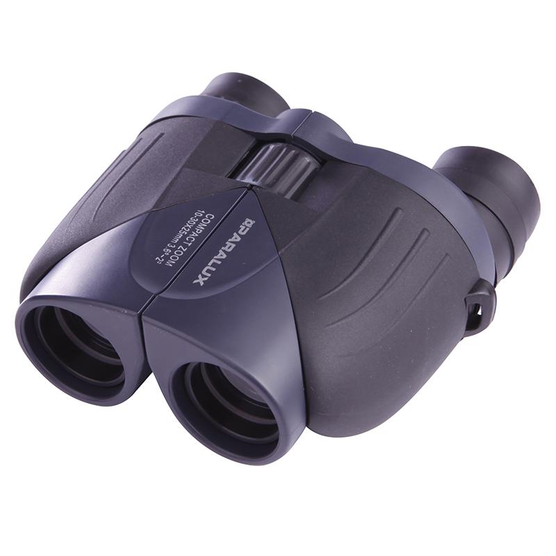 Jumelles compactes PARALUX SHERPA ZOOM 10-30X25 TD25 BLEU. 02-2285-1