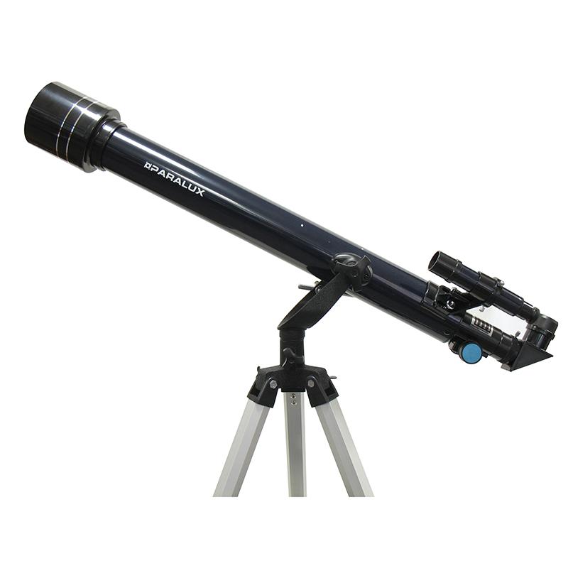 Télescope PARALUX CHASSEUR D'ETOILES 60/700 - LUNETTE ASTRO. 30-5027-1