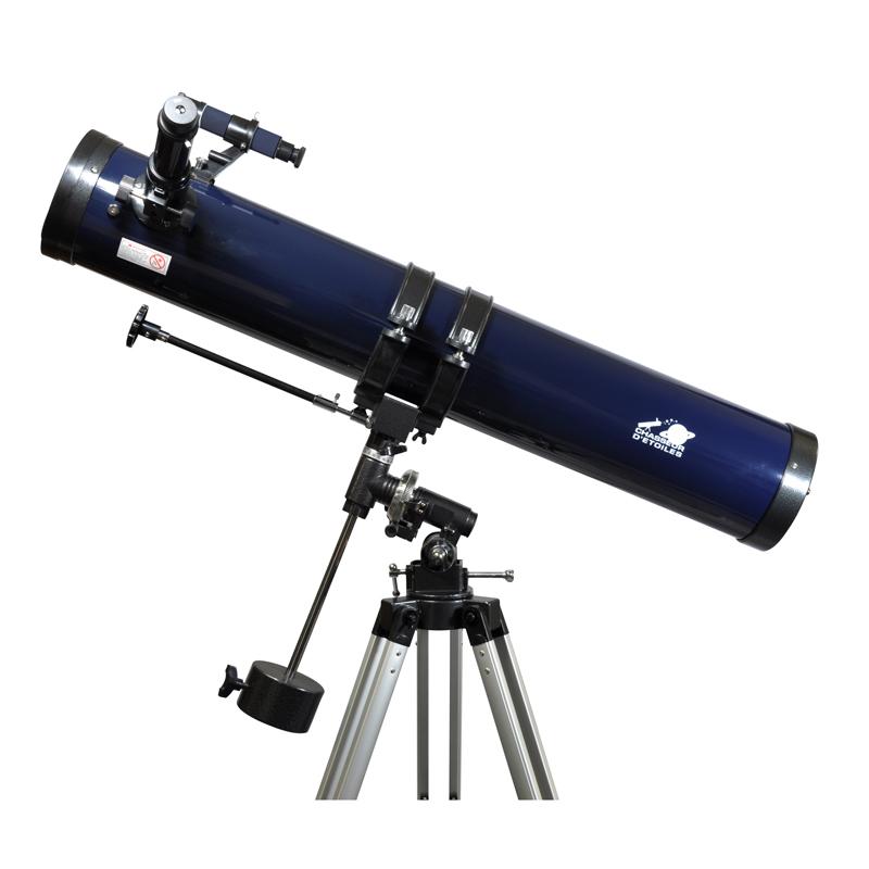 Télescope PARALUX CHASSEUR D'ETOILES F114/900. 30-5125-1