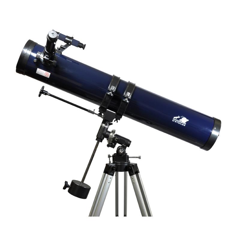 Télescope PARALUX CHASSEUR D\'ETOILES F114/900. 30-5135-1