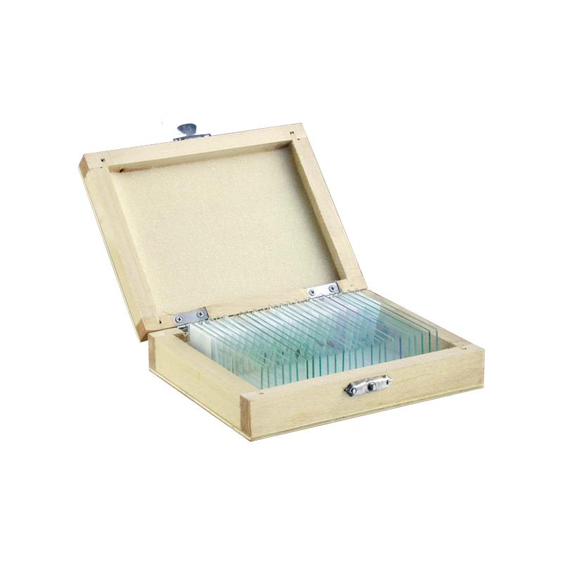 Accessoire Microscopie PARALUX COFFRET 25 PREPARATIONS. 61-6571-9