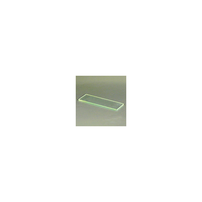 Accessoire Microscopie PARALUX BOITE DE 72 LAMES - 76X25 - SANS CUVETTE. 61-6578-9