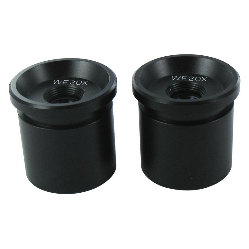 Accessoire Microscopie PARALUX PAIRE D OCULAIRES 20X PR TP2 / TP3. 61-6592-9