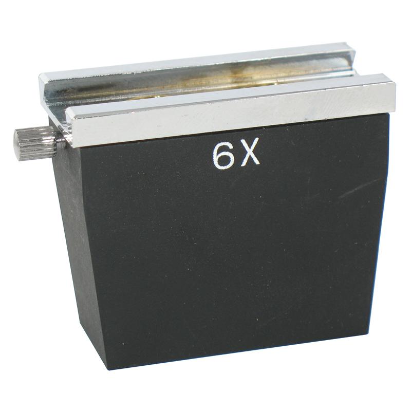 Accessoire Microscopie PARALUX PAIRE D'OBJECTIFS 6X PR TP2 / TP3. 61-6652-9