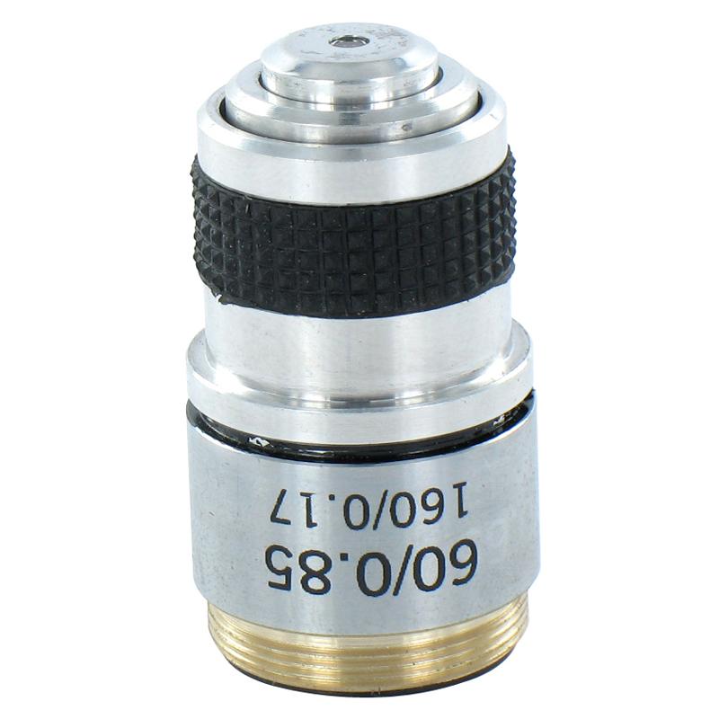 Accessoire Microscopie PARALUX OBJECTIF 60X PR PCB900 / PCB1600. 61-6662-9