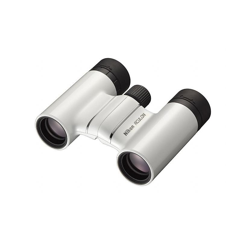 Jumelles compactes NIKON ACULON T01 8X21 BLANC. 75-0803W-7