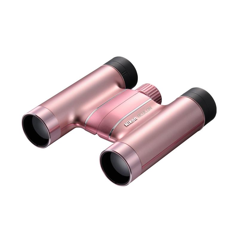 Jumelles compactes NIKON ACULON T51 8X24 ROSE. 75-0805C-7