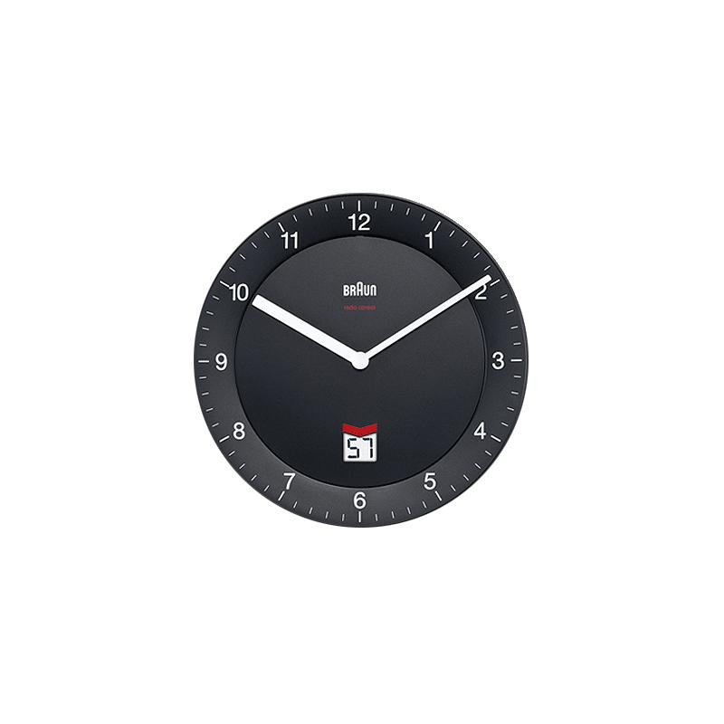 Horloge BRAUN BNC006 NOIR. BNC006BLA-BK