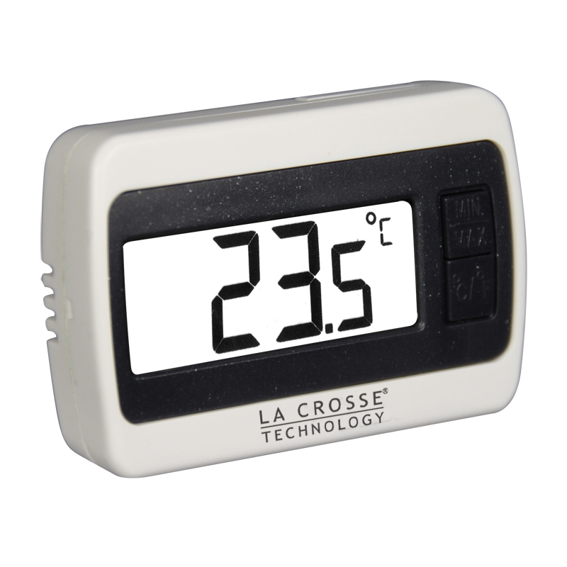 Station Température LA CROSSE TECHNOLOGY WS7002 BLANC GRIS. WS7002WHI-GRE