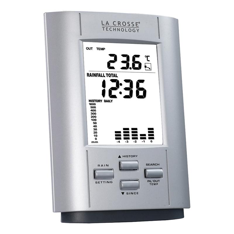Appareil spécialisé LA CROSSE TECHNOLOGY WS9006 ARGENT. WS9006-SIL