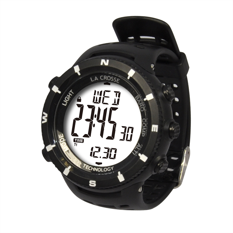Montre LA CROSSE TECHNOLOGY WTXG-11 MONTRE OUTDOOR BLANC. WTXG-11W