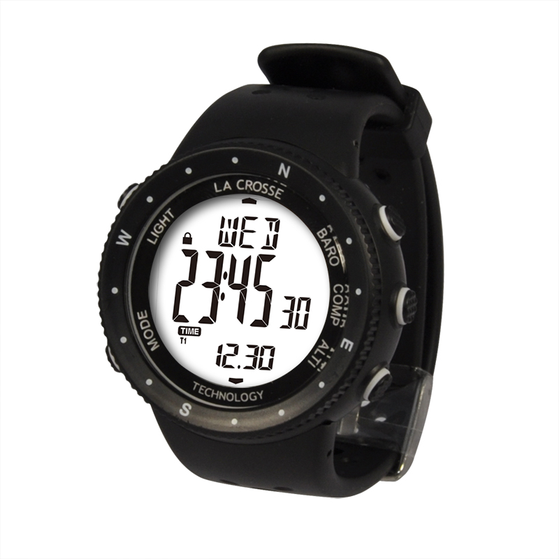 Montre LA CROSSE TECHNOLOGY WTXG-17 MONTRE OUTDOOR BLANC. WTXG-17W